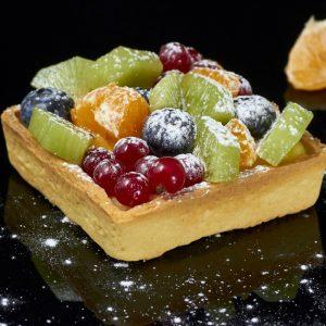 Tarta Cu Fructe Proaspete