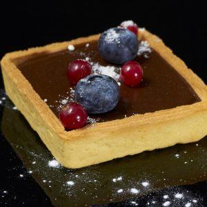Tarta cu ciocolata belgiana